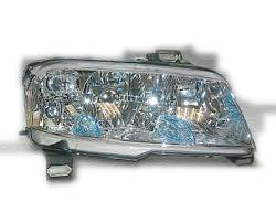 Far Fiat Stilo (192), 01.2001-03.2007 5 Usi, Electric, tip bec H1+H7, omologare ECE, cu motoras, Stanga, marca AL Automotive Lighting