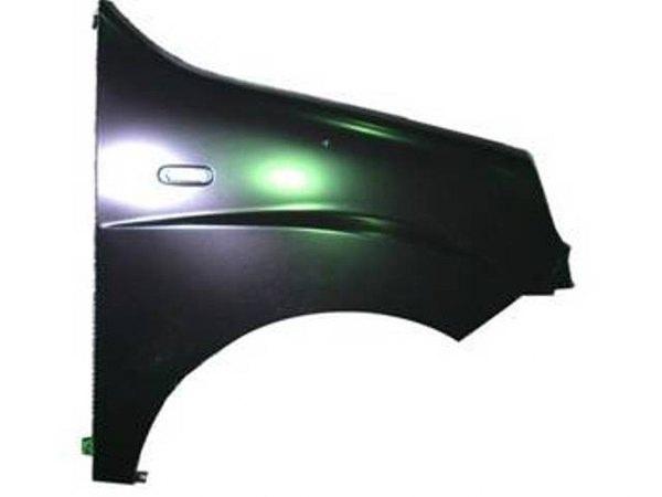 Aripa fata Fiat Doblo (119/223), 01.2006-01.2010, partea Dreapta, cu gaura pentru semnalizare, galvanizata