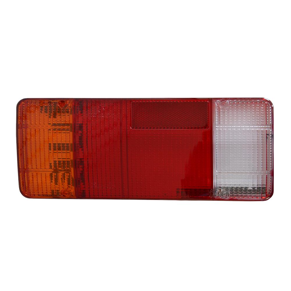Sticla stop spate dispersor lampa 300x130mm Iveco Daily 1978 -2006, Citroen C25, Jumper 1994- Jumpy, Fiat Ducato 1981-, Scudo, Peugeot Boxer 1994-, Expert, J5 versiuni pick-up partea Dreapta