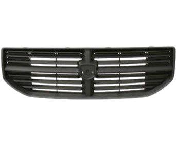 Grila radiator Dodge Caliber (Pk), 06.06-2011.11/ 03.2013, Cromat/Neagra