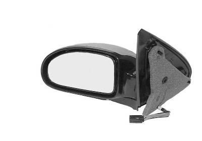 Oglinda exterioara Ford Focus (Daw/Dbw/Dnw/Dfw) 09.1998-11.2004 partea stanga View Max crom convex carcasa prevopsita grunduita reglare electrica cu incalzire