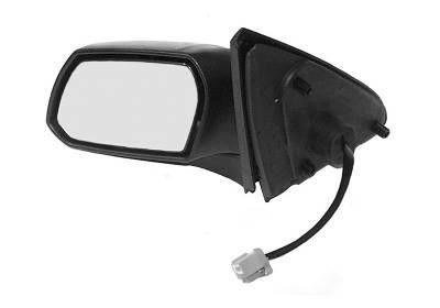 Oglinda exterioara Ford Mondeo 11.2003-03.2007 partea stanga crom asferica carcasa prevopsita grunduita reglare electrica cu incalzire