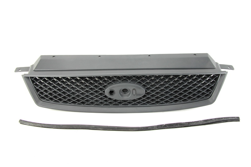 Grila radiator Ford Focus C-Max (C214), 10.2003-06.2007, rama trebuie vopsita