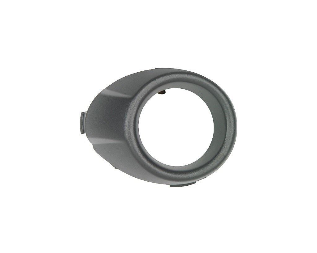 Rama lampa ceata, suport proiector negru, fata, stanga Ford Fiesta (Ja8), 09.2008-01.2013, 1531751