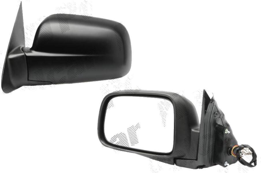 Oglinda exterioara Honda CRV (Rd) 2002-2006, Stanga, electrica, Fara incalzire, carcasa neagra, Convex, View Max