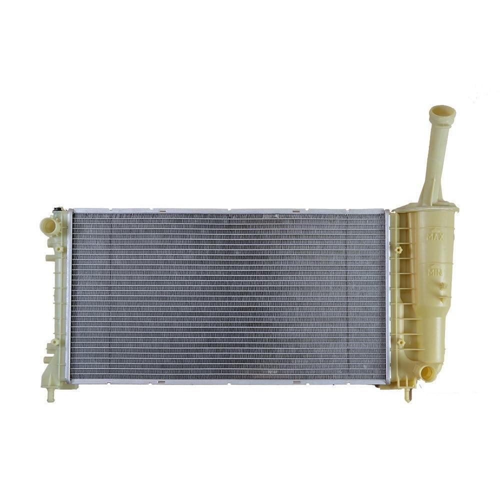 Radiator racire Fiat Idea, 2004-2011, Lancia Musa, 2004-2012, Lancia Ypsilon (843), 2003-2011, Motor 1, 4 57/66/70kw Benzina, tip climatizare Manual/Automat, Cu/fara AC, tip Magneti Marelli, dimensiune 580x308x28mm, Cu lipire fagure prin brazare, DEN