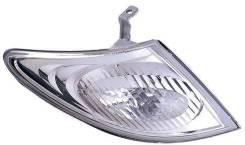 Lampa Pozitie Mazda Premacy (Cp), 02-12.04, cu soclu lampa de stationare, alba, omologare ECE, fata, Dreapta