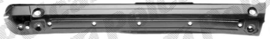 Prag Mercedes 190 (W201) 10.1982-08.1993 Dreapta 2016370235, inferior, prag din metal