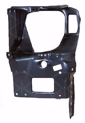 Suport far Mercedes Vito / V-Class (W638), 02.1996-01.2003, Mercedes Vito / V-Class (W638), 02.1996-01.2003, Perete Lateral, Stanga