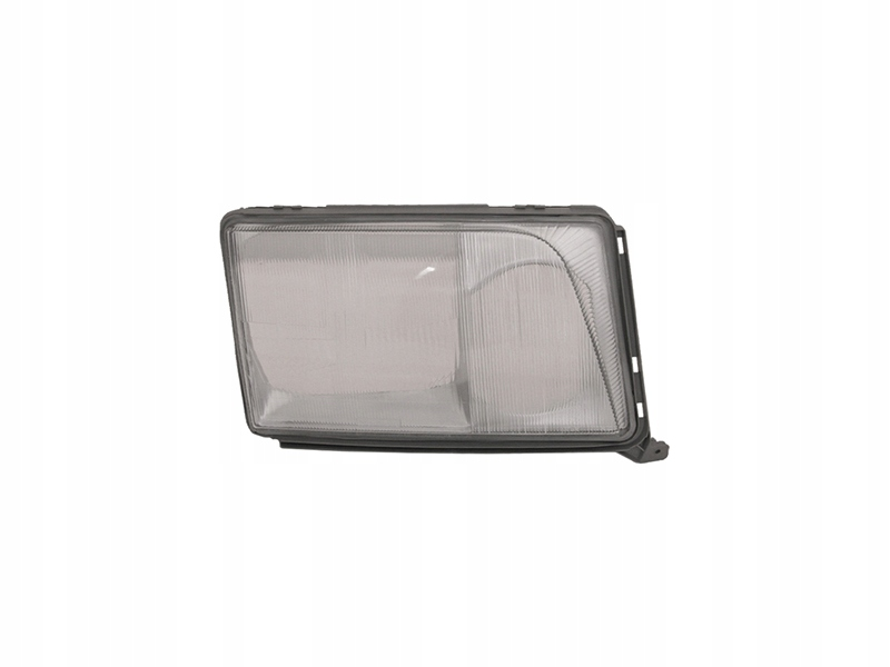 Dispersor sticla far Mercedes Clasa E W124 (Sedan/Coupe/Cabrio/Combi) 1993-06.1996 AL Automotive lighting partea Dreapta