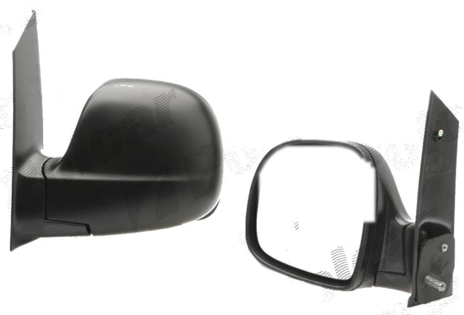 Oglinda exterioara Mercedes Vito (W639) 01.2003-10.2010 partea stanga View Max crom asferica reglare manuala fara incalzire