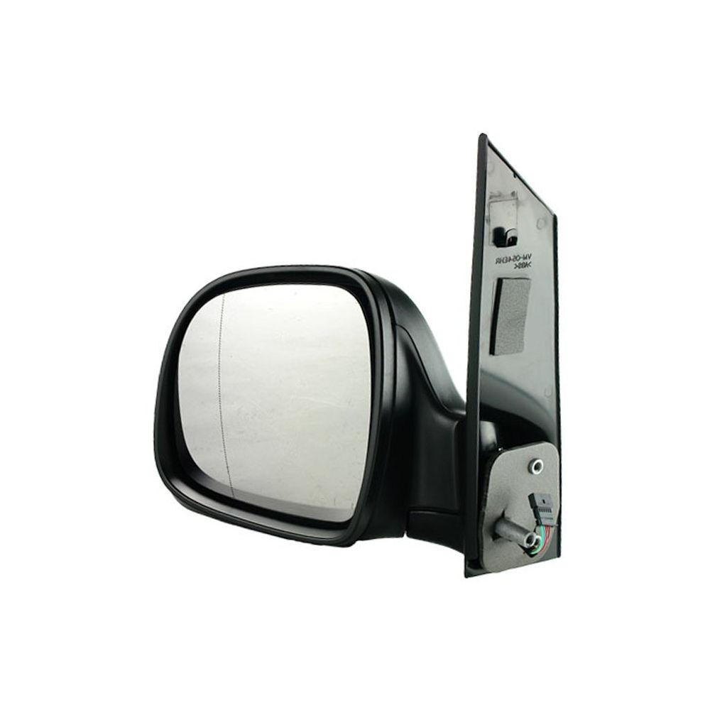 Oglinda exterioara Mercedes Vito (W639) 01.2003-10.2010 partea stanga crom asferica reglare electrica cu incalzire
