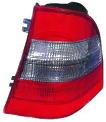 Stop spate lampa Mercedes Clasa ML (W163), 02.98-12.01, spate, omologare ECE, fara suport bec, Stanga