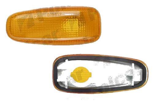 Lampa semnalizare aripa Mercedes 207-410 1994-1995 507D-814D 1994-1995 512D-814 DA 1996- 709-1524 994- Clasa E (W210) 06.1995-03.2003 SPRINTER 208-414 01.1995-2006 VITO / V-KLASSE (W638) 1996-2003 Clasa E 1993-1996 Vw LT II 1996-2005