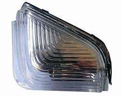 Lampa semnalizare oglinda Mercedes Sprinter 209-524, 07.06-10.13/ 10.13-, Vw Crafter (2e), 12.05-, alba, fara suport bec, omologare ECE, Dreapta