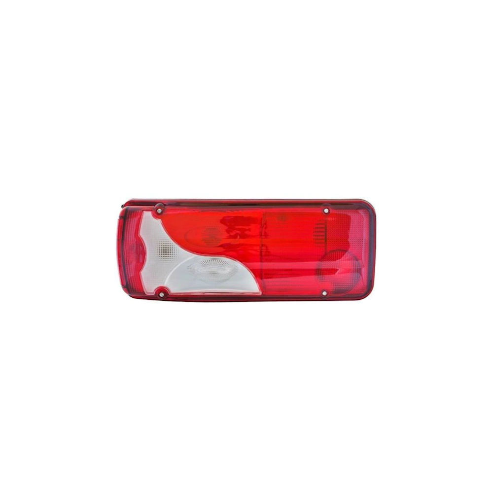 Stop spate lampa Mercedes Sprinter 208-414, Vw Crafter 2E, spate, omologare ECE, suport AMP, 400x161mm, Stanga