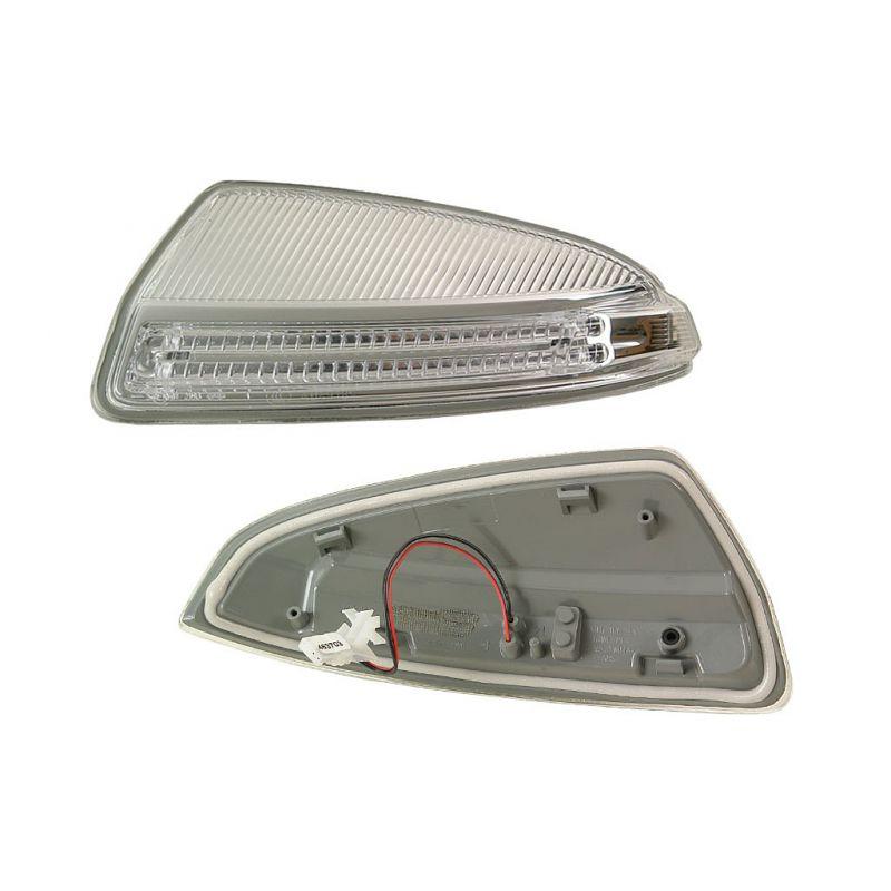 Lampa semnalizare oglinda Mercedes Clasa ML (W164) 07.2008-11.2011 FER partea Stanga led