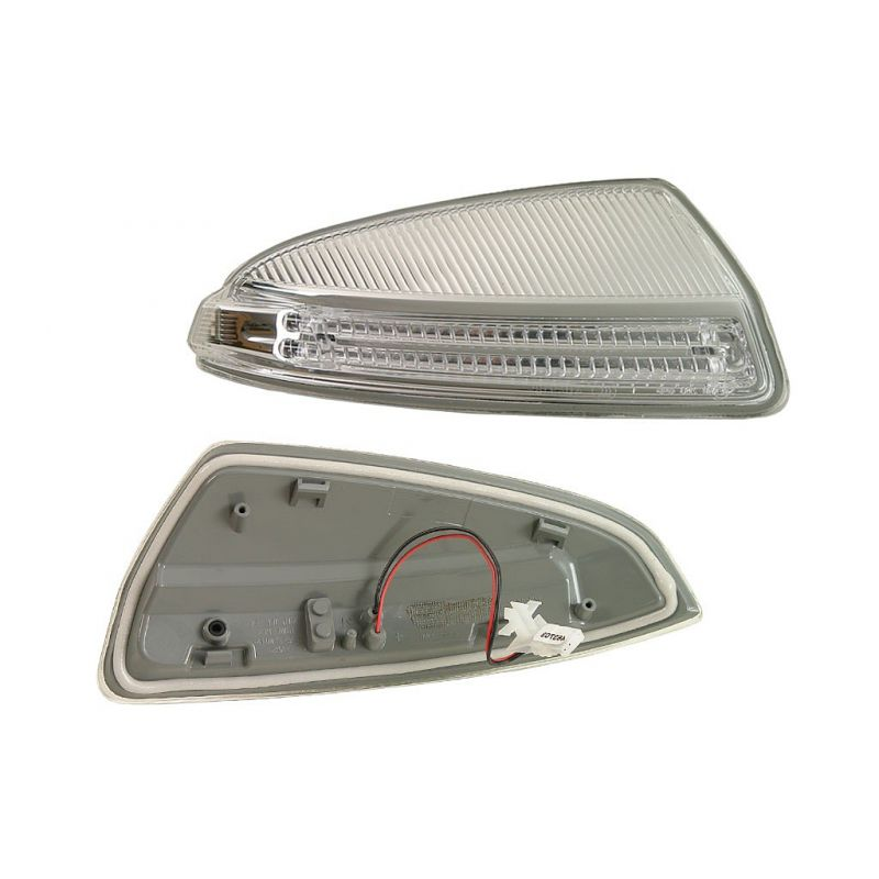 Lampa semnalizare oglinda Mercedes Clasa C (W204) 03.2007-03.2011 FER partea Dreapta led