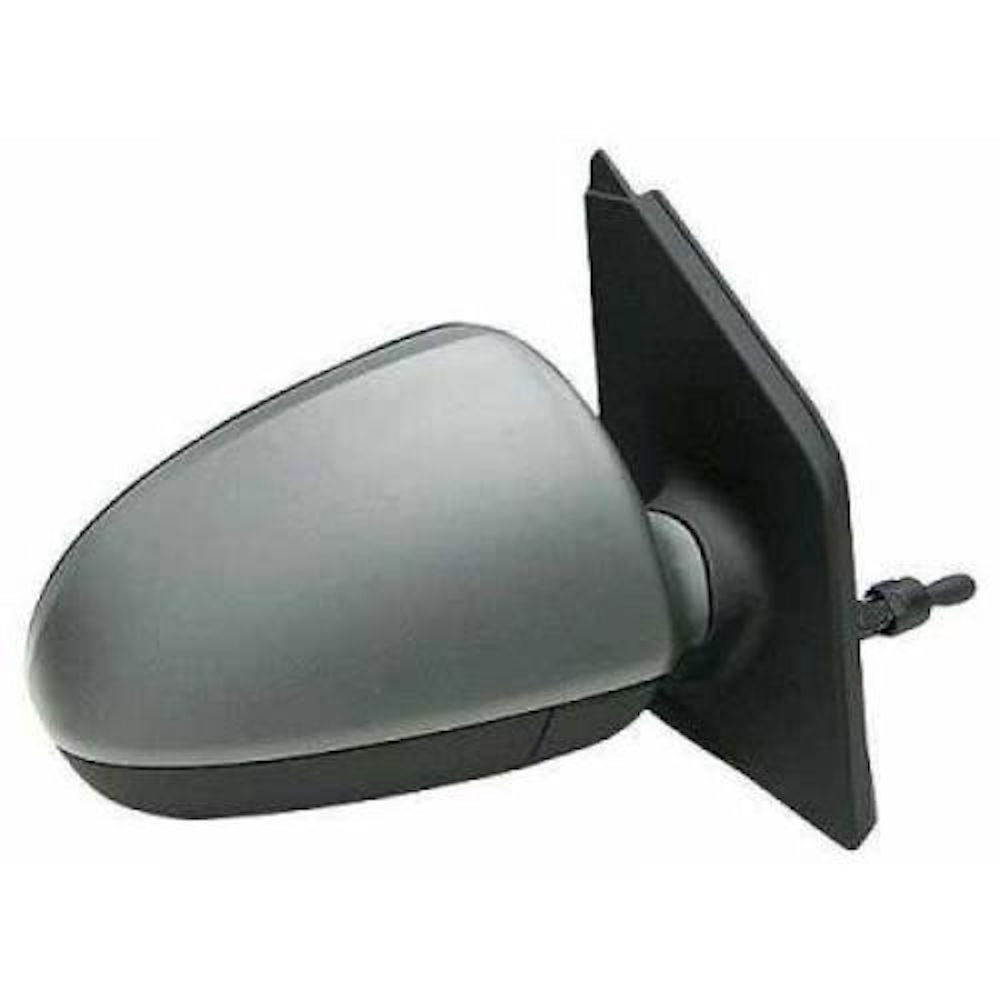 Oglinda exterioara Smart Fortwo (451) Coupe/Cabrio 01.2007-12.2014 Partea Dreapta Convex Manuala Prin Cablu, cu primer