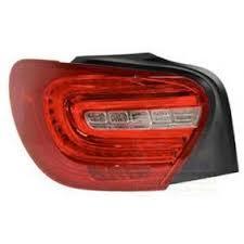 Stop spate lampa Mercedes Clasa A (W176), 06.12-, spate, omologare ECE, cu LED, Stanga