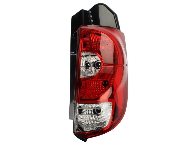 Stop spate lampa Mitsubishi Colt (Z30), 10.08- 5 Usi, spate, omologare ECE, cu suport bec, cu lampa de mers inapoi, Dreapta
