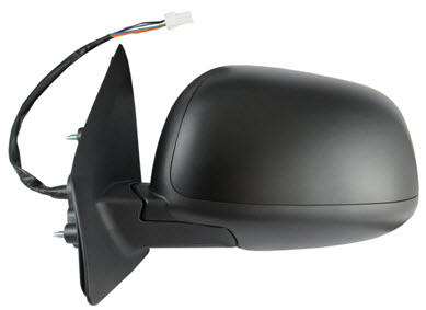 Oglinda exterioara Citroen C4 Aircross, 04.2012-, C-Crosser (Ep), 06.2007-2011, Mitsubishi Outlander (Cw0), 03.2007-09.2012, ASX 01.2010-2013 Peugeot 4007 (V), 03.2007-, 4008 04.2012-, Stanga, electrica, Cu incalzire, carcasa prevopsita, grunduita, Conve