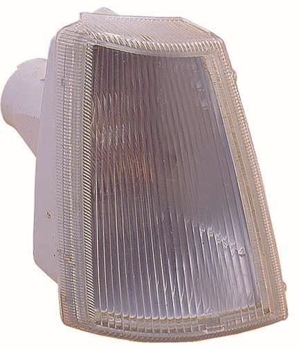 Lampa semnalizare fata Opel Kadett E, 09.84-08.91, Alba, parte Fata, omologare ECE, Dreapta