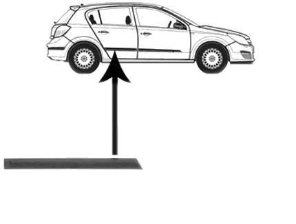 Bandou usa Opel Astra H 10.2003-12.2012 Usa Spate Dreapta Negru, 4/5Usi/Combi, 1 buc.