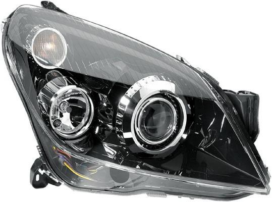 Far Opel ASTRA H 10.2003-12.2012 partea Dreapta D2S+H7 cu motoras