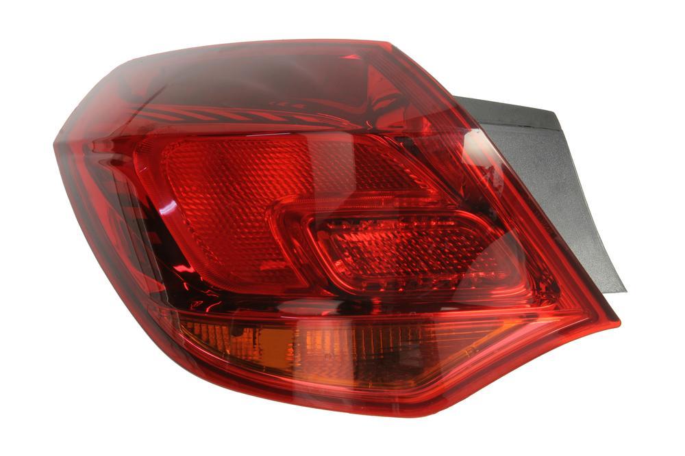 Stop spate lampa Opel Astra J, 09.09- 5 Usi, spate, omologare ECE, fara suport bec, exterior, Stanga