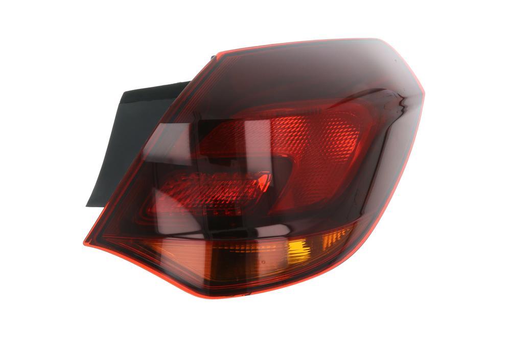 Stop spate lampa Opel ASTRA J 5-D 09.2009- AL Automotive lighting partea Dreapta exterior