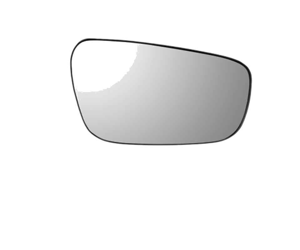 Geam oglinda Opel Corsa B 01.1993-10.2001 partea dreapta View Max crom convex fara incalzire
