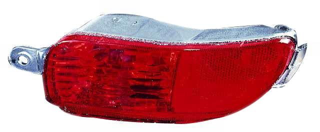 Lampa ceata spate Opel Corsa Combo 07.2000-10.2003 partea dreapta fara soclu becuri 24409338