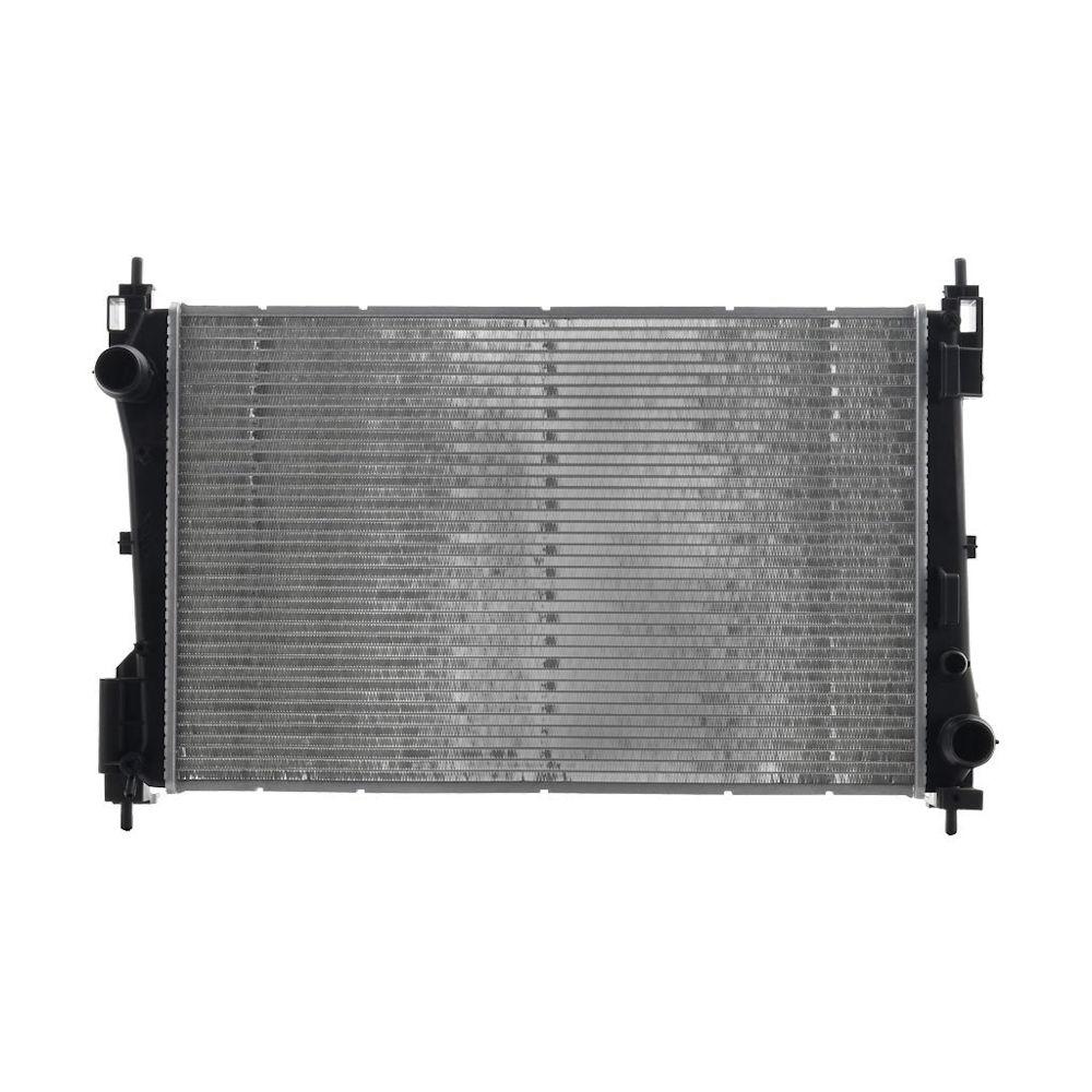 Radiator racire Opel Corsa D (S07), 10.2006-2015, Motorizare 1, 3 Cdti 55kw Diesel, tip climatizare Manual, Cu/fara AC, dimensiune 620x400x16mm, Cu lipire fagure prin brazare, DENSO