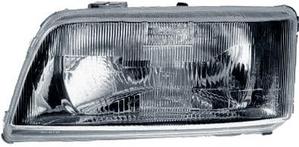 Far Peugeot Boxer, Citroen Jumper (230), Fiat Ducato (230) 03.1994-1999 TYC partea Stanga, bec H4, reglaj hidraulic
