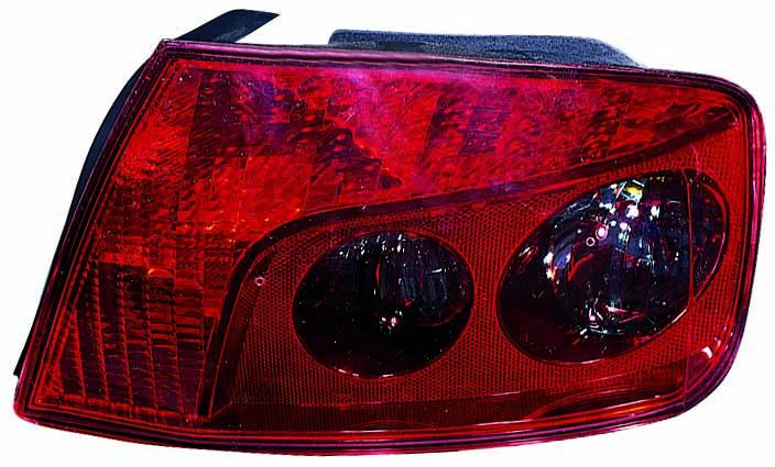 Stop spate lampa Peugeot 407 Sedan 05.2004- partea Dreapta