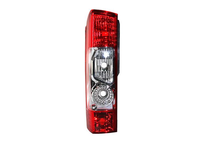 Stop spate lampa Citroen Jumper (250), 09.06-08.14 Furgon, Fiat Ducato (250), 09.06-08.14 Furgon, Peugeot Boxer (250), 09.06-08.14 Furgon, spate, omologare ECE, cu lampa ceata spate, Stanga
