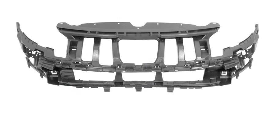 Grila radiator Peugeot Partner, 03.2008-06.2012, interior