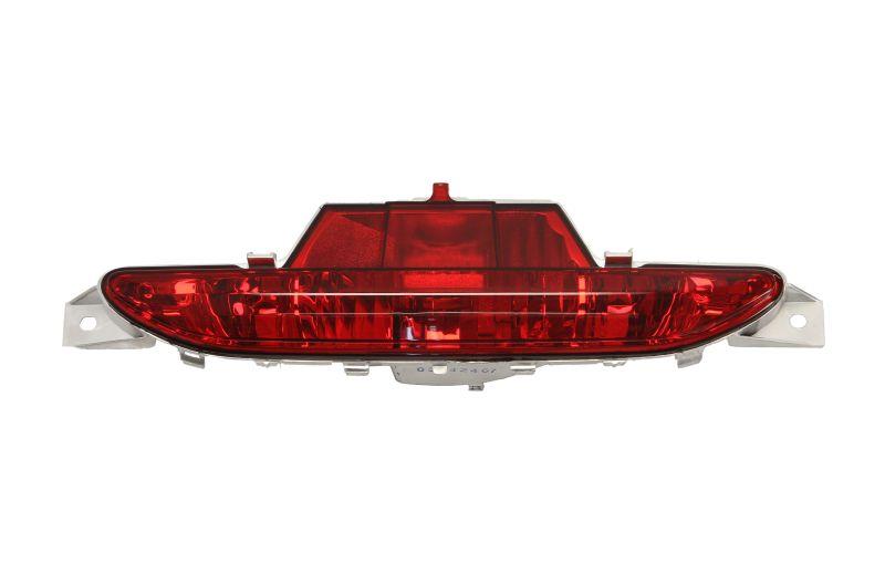 Lampa ceata spate Peugeot 208, 04.12-, fara suport bec, omologare ECE, spate, in bara de protectie, Stanga, Dreapta