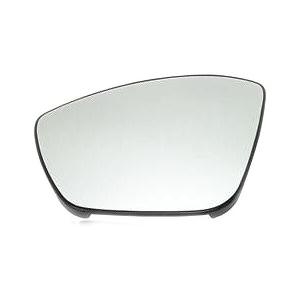 Geam oglinda Peugeot 308, 10.2013-, partea Stanga, culoare sticla crom, sticla convexa, cu incalzire