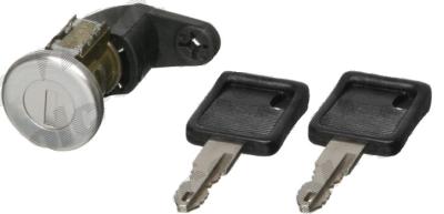 Butuc yala usa Renault R19 (53), 01.1988-12.1995, usa fata stanga, cu chei