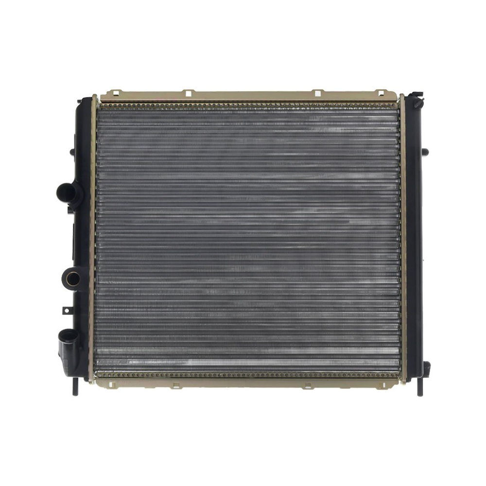 Radiator racire Renault Kangoo (Kc/Fc), 10.1997-2003 Motor 1, 9 D 47kw Diesel, tip climatizare Manual, cu AC, dimensiune 480x435x34mm, Cu lipire fagure mecanica, RNBC