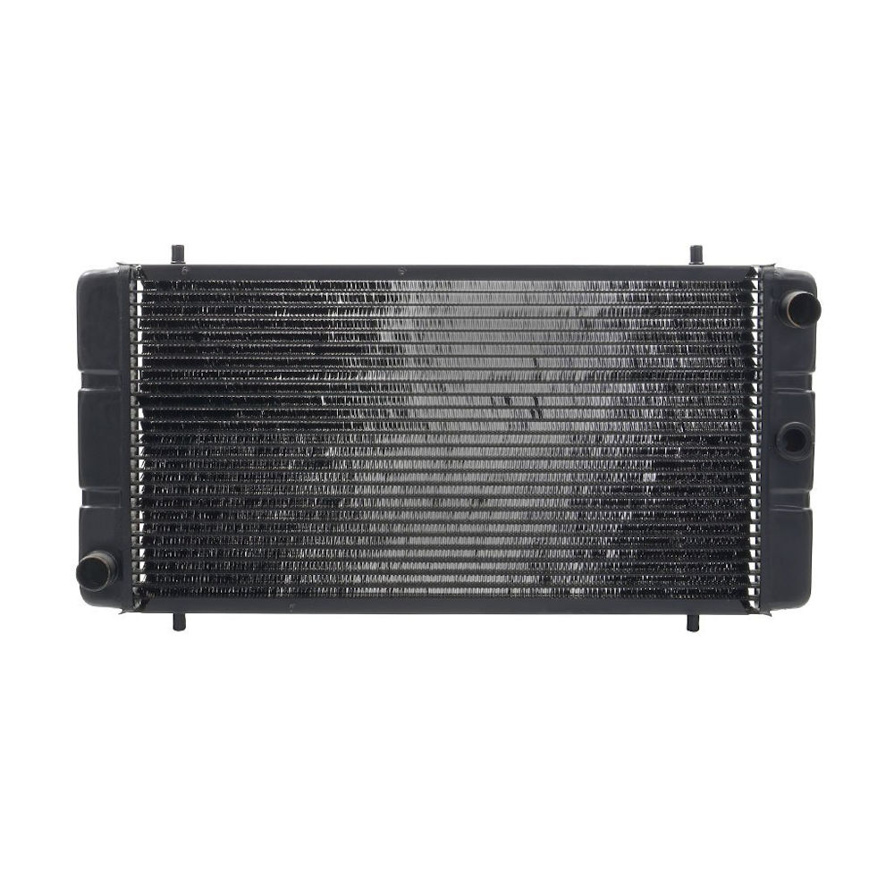Radiator racire Rover/Mg 200 (Xh), 1984-1989 Model 213 (1, 6 61kw); Model 216 (1, 6 76kw); Benzina, tip climatizare M/A, fara AC, dimensiune 585x322x30mm, Cooper core/Brass Tank, DEUS