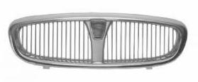 Grila radiator Rover 25 (Rf), 03.2000-2005, crom/gri