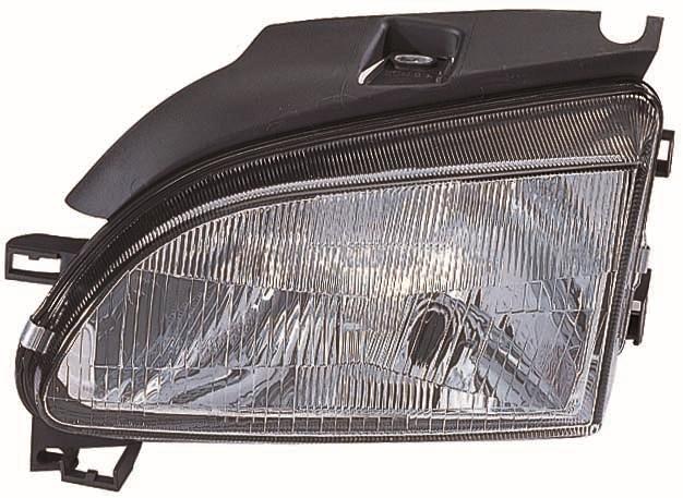 Far Seat Arosa 08.1997-12.2000 DEPO partea Stanga, reglare electrica/ manuala, tip bec H4