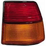 Stop spate lampa Seat Toledo (1l), 96-03.99, spate, omologare ECE, exterior, rosu-fumuriu, fara suport bec, Stanga