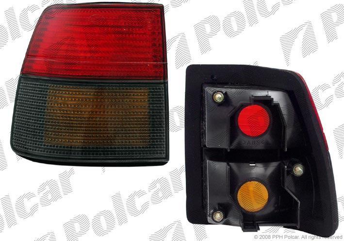 Stop spate lampa Seat Toledo 1 05.1996-03.1999 partea Dreapta exterior