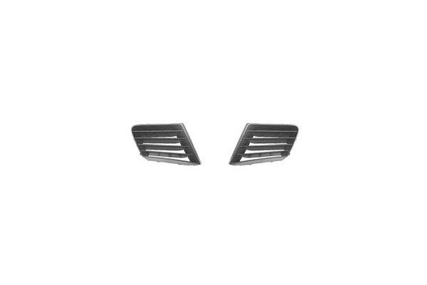 Grila radiator Seat Ibiza/Cordoba (6L), 02.2002-04.2008 stanga, negru