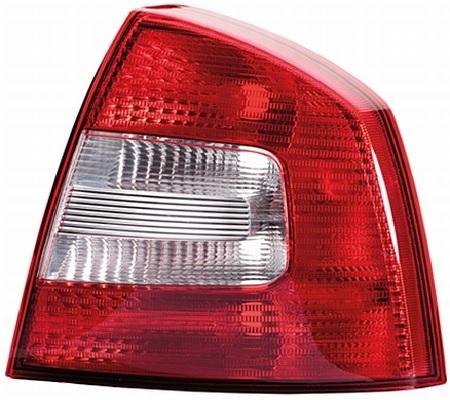 Stop spate lampa Skoda OCTAVIA II LIFTBACK (1Z3/1Z5) 10.2008- VISTEON partea Dreapta