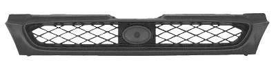 Grila radiator Subaru Impreza (Gc/Gf), 01.1997-12.2000, negru